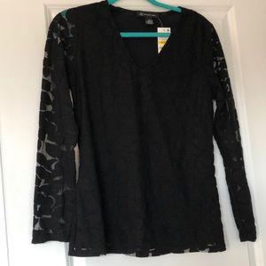 Gorgeous black blouse